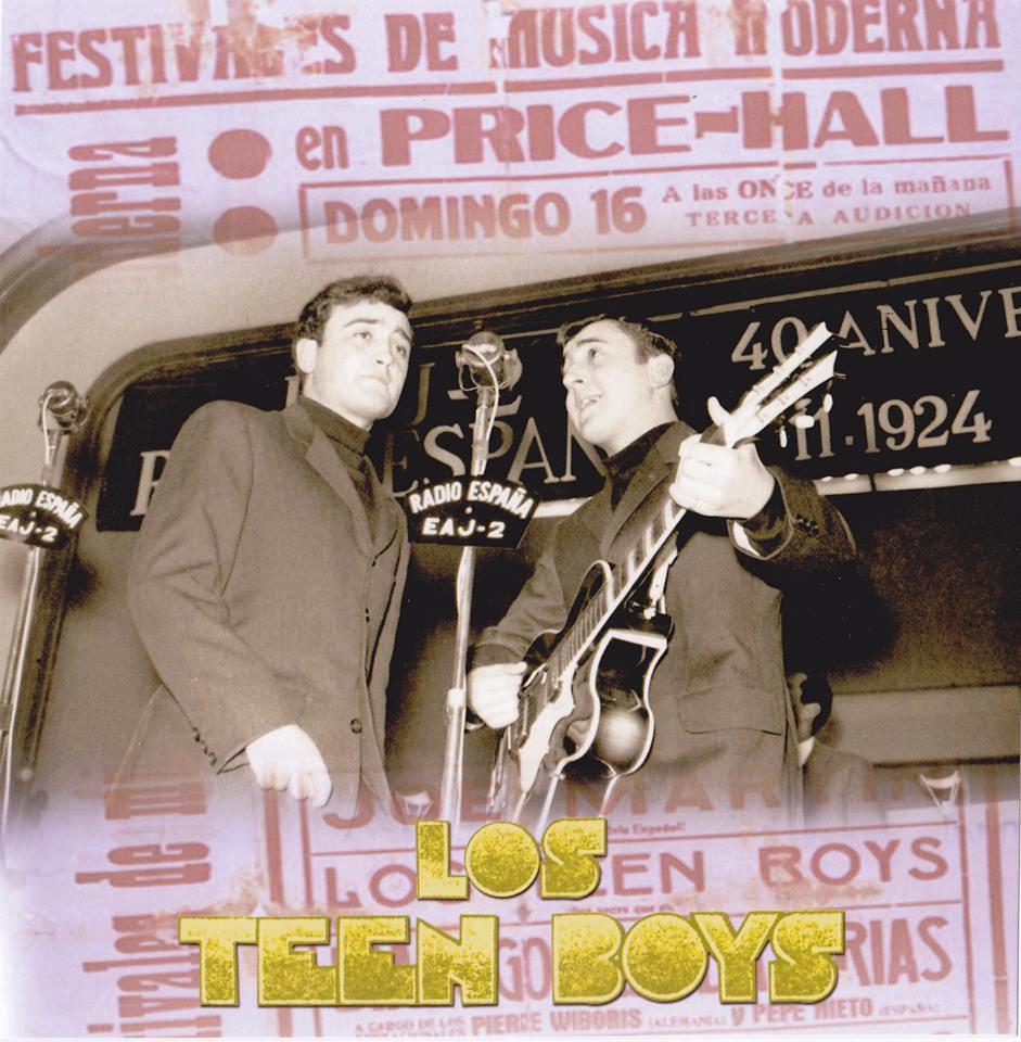 Cartel LOS TEEN BOYS