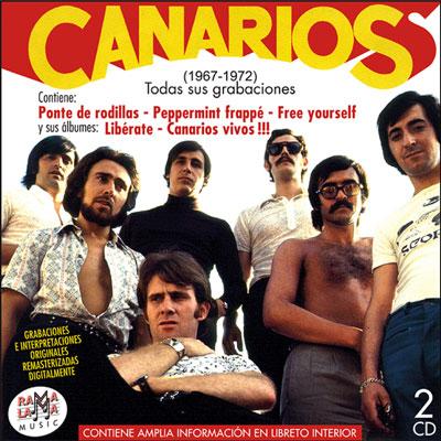 Los-Canarios-Todas sus grabaciones