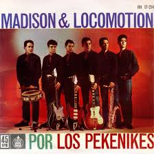 Los Pekenikes Madison