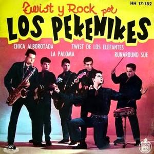 LOS-PEKENIKES- una de las primeras