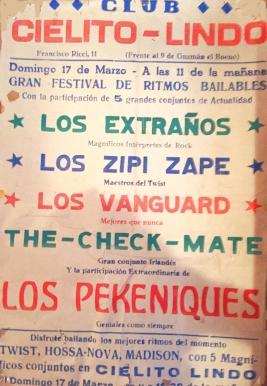 Los Vanguards - CARTEL CIELITO LINDO