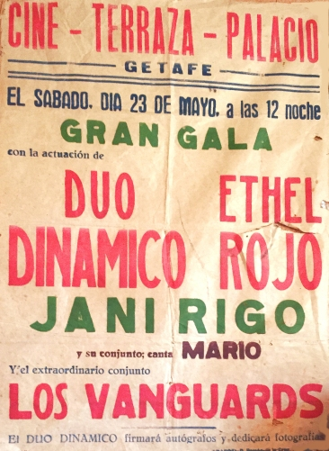 Los Vanguards - CARTEL Getafe