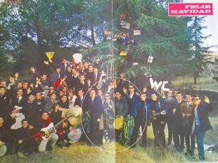 Los Vanguards - GRUPOS MADRILENOS 1963