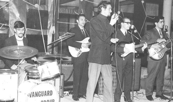 Los Vanguards - ULTIMA FORMACION
