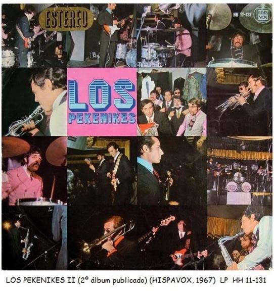 PekenikesII(1967) 2do album