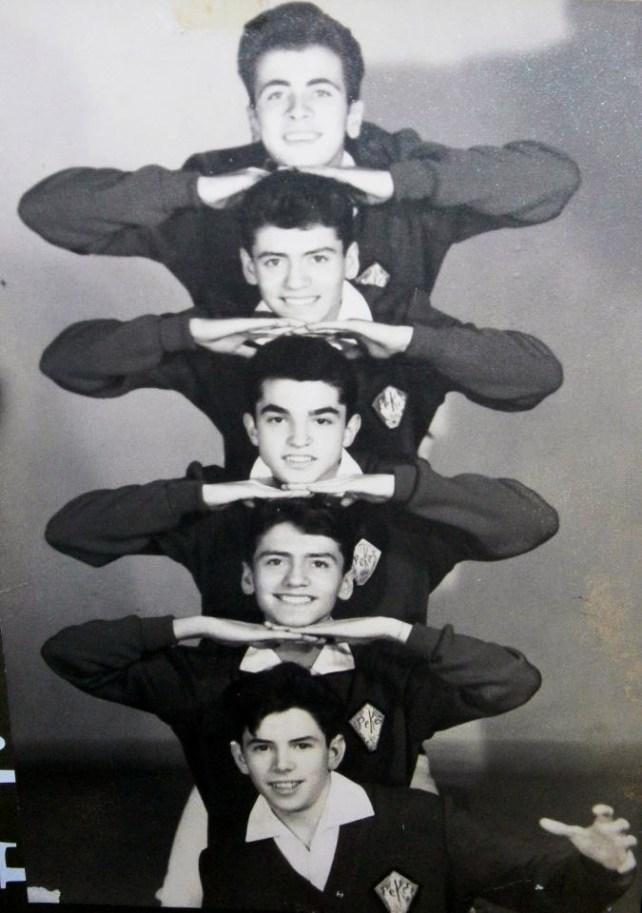 01-1Los primeros Pekes 1960