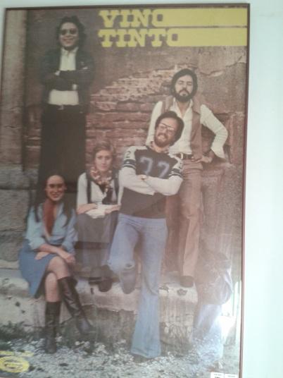 C2 Vino Tinto, poster