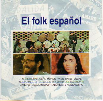 Caratula-El Folk Español