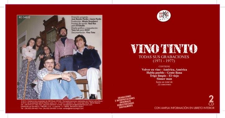 Caratula VinoTinto