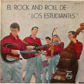 D1 El Rock&Roll de Los Estudiantes
