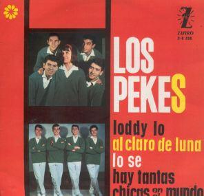 D1-LOS PEKES Año 1963