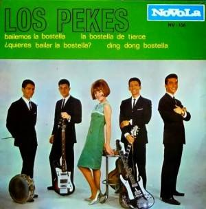 D11.-LOS PEKES Año 1966
