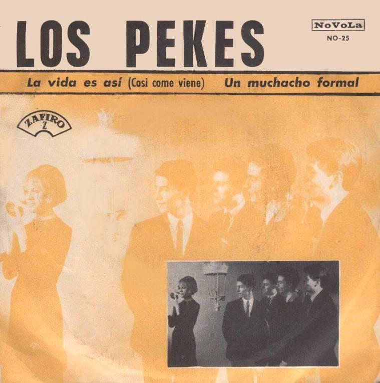 D12.-LOS PEKES- Año 1966