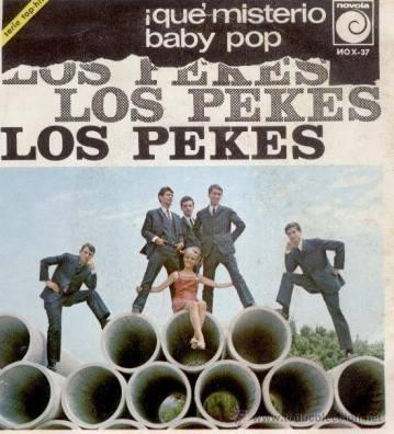 D13-LOS PEKES Año 1967