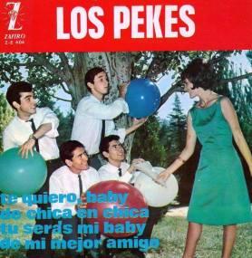 D2-LOS PEKES Año 1964