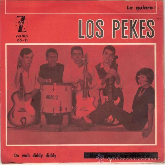 D3.- LOS PEKES Año 1965
