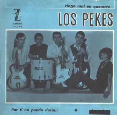 D4.- LOS PEKES Año 1965