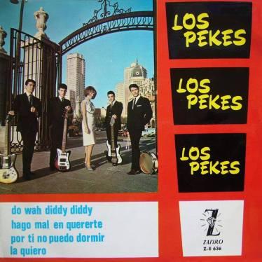 D5.-LOS PEKES Año 1965