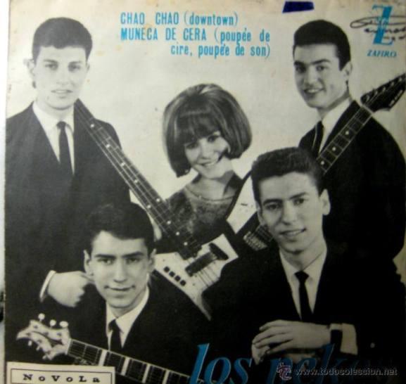 D6.- LOS PEKES Año 1965
