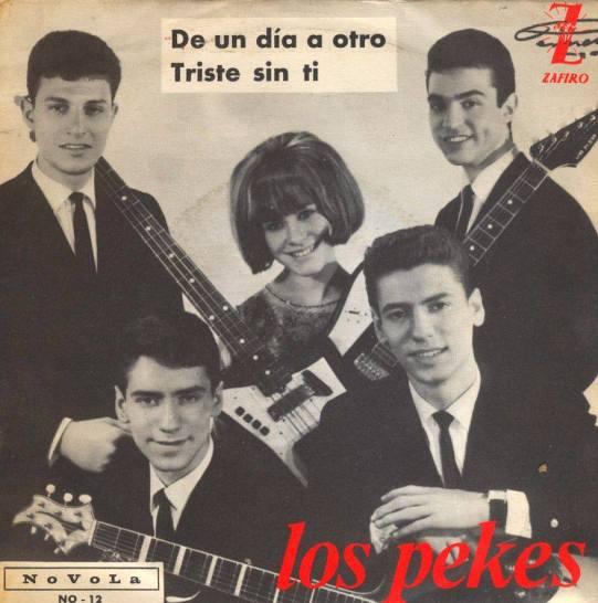 D7.-LOS PEKES Año 1965