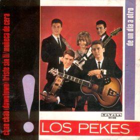 D8.-LOS PEKES Año 1965