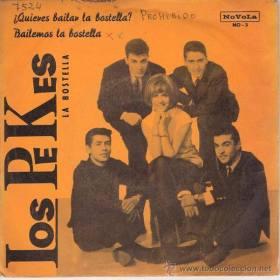 D9.- LOS PEKES Añ0 1966