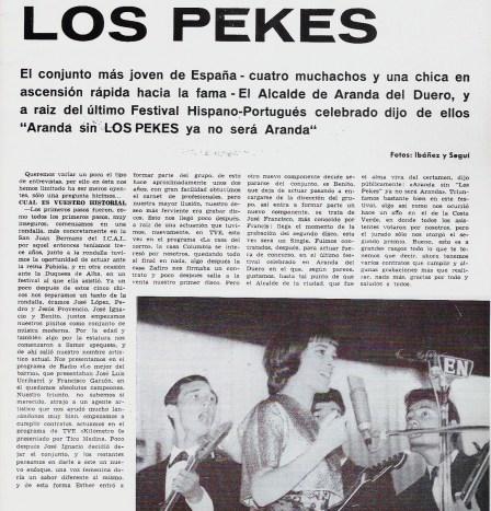 P7 LOS PEKES Festival Aranda