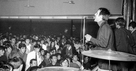 Directo Valencia 1968 - Micky y Los Tony's