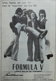 FormulaV - Cartel Gira