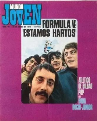 FormulaV - Mundo joven 70