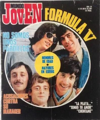 FormulaV - Mundo joven 73