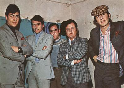 Reportaje disco - Micky y Los Tony's