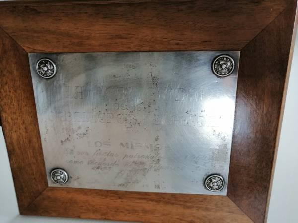 1969 Premio a los Mismos Ayuntamiento Las Palmas