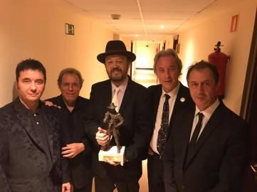 Brincos premio nacional TINO CASAL