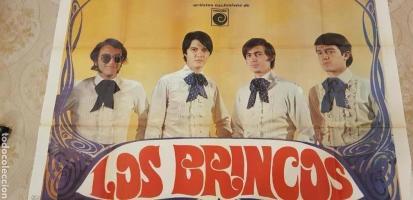 poster brincos